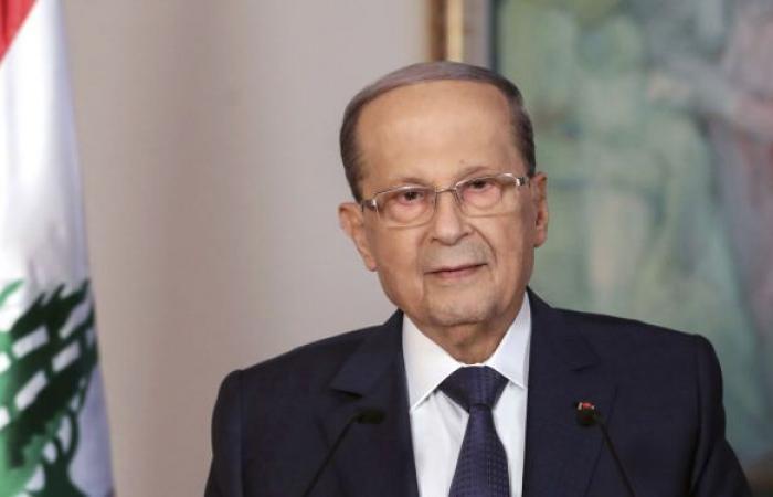 الرئيس اللبناني: نقدر للعراق موافقته على تزويدنا بالنفط الخام مقابل الخدمات الطبية