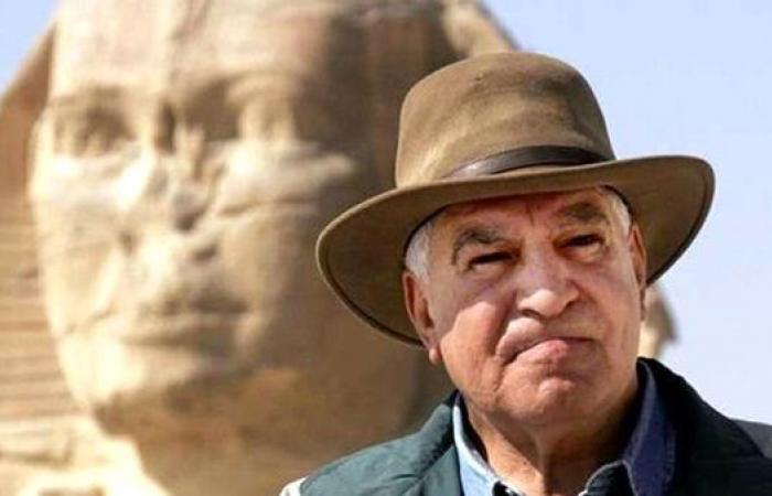 زاهي حواس: تمثال رمسيس الثاني سافر باريس بباسبور.. وبيع شعره سبب عودته