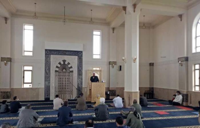 مديرية أوقاف الجيزة تفتتح 7 مساجد.. تعرف عليها.. صور