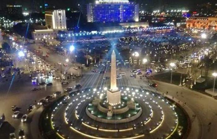 """""""تشريفة الملوك"""".. ميدان التحرير يستعد لموكب المومياوات الملكية"""