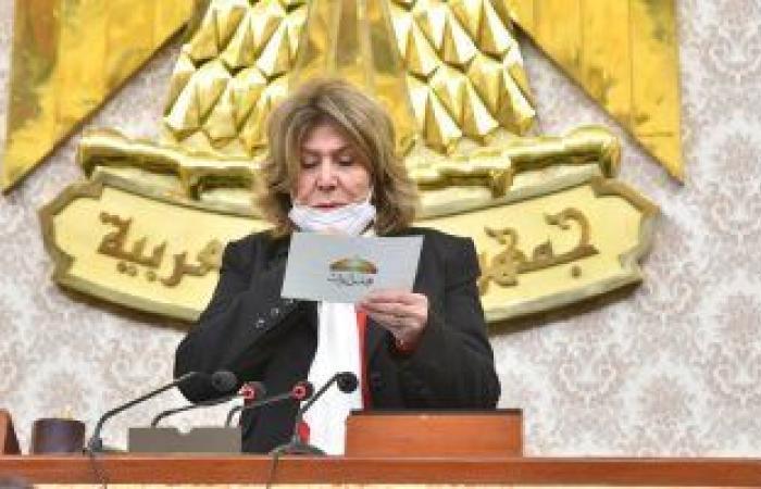 فريدة الشوباشى: مجلس النواب منح أسامة هيكل مهلة 45 يوما للمثول أمامه ولم يستجب