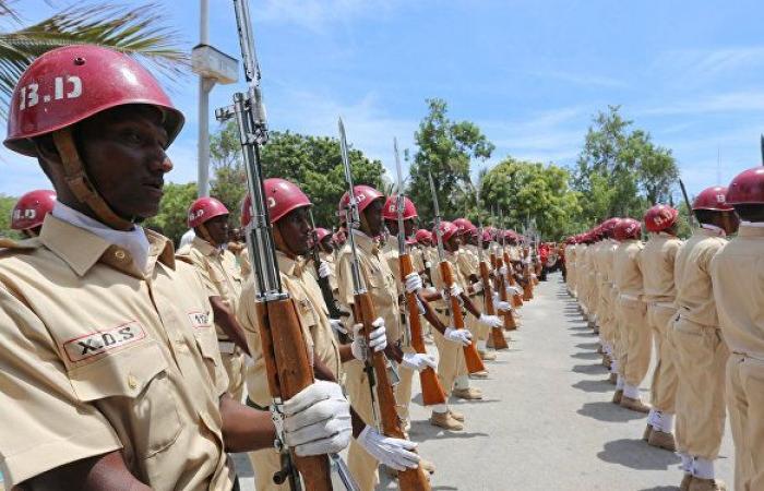 """الجيش الصومالي يصد هجوما لحركة """"الشباب"""" على قاعدتين عسكريتين"""