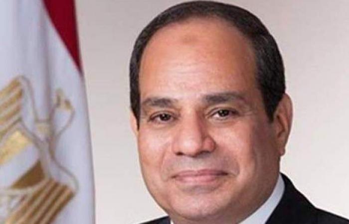 السيسي يفتتح المتحف القومي للحضارة المصرية ويتفقد قاعات العرض