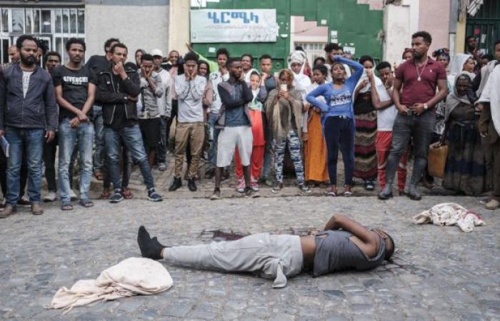 """""""السبع الكبرى"""" توجه دعوة مشتركة بشأن الصراع في إثيوبيا"""
