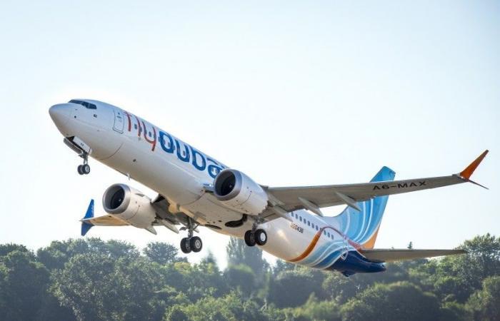 «فلاي دبي» تعيد طائرة 737 ماكس لخدمة المسافرين اعتباراً من 8 أبريل