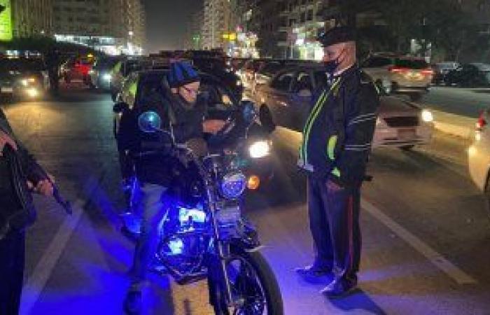خطوات استخراج رخصة خاصة لركوب دراجة بخارية بوحدات المرور