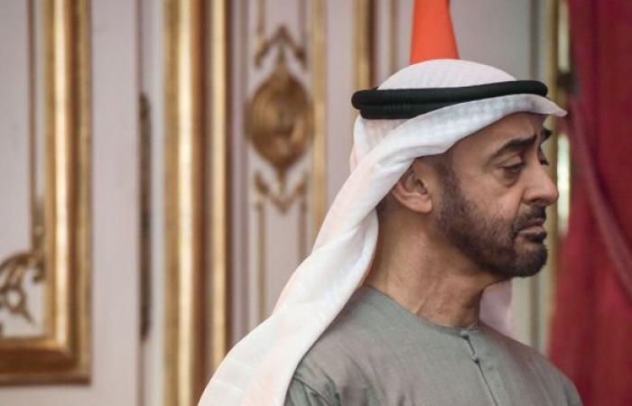 ولي عهد أبوظبي يكشف تفاصيل لقائه برئيس الوزراء العراقي... صور