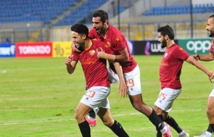 هيثم شعبان: أشكر لاعبي سيراميكا كليوباترا.. ومحمد ابراهيم يقدم أفضل مواسمه معنا