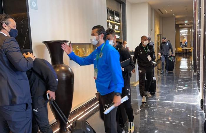 بيراميدز يتحرك إلى ملعب محمد الخامس لمواجهة الرجاء بالكونفدرالية.. فيديو وصور