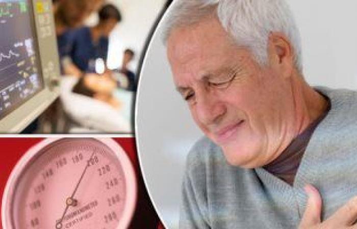 8 أعراض تؤكد الإصابة بارتفاع ضغط الدم.. إحمرار الوجه ونزيف الأنف الأبرز