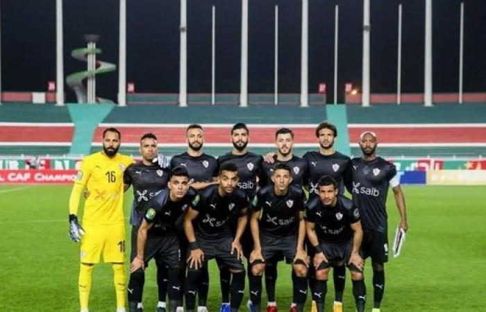 إبراهيم سعيد: لاعبو الزمالك قدموا مباراة رائعة أمام مولودية الجزائر