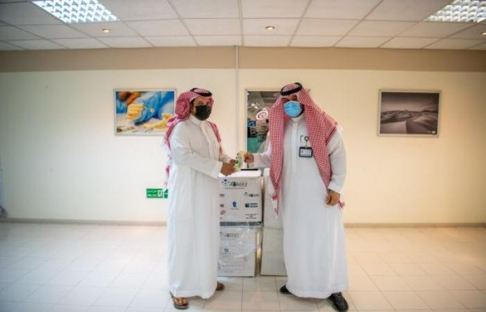 رئاسة الحرمين توزع 3 آلاف سجادة على مستشفيات مكة