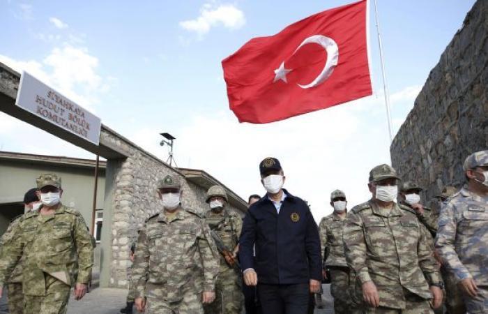 تركيا: جيشنا مستمر بحماية مصالحنا في سوريا والعراق وليبيا والمتوسط