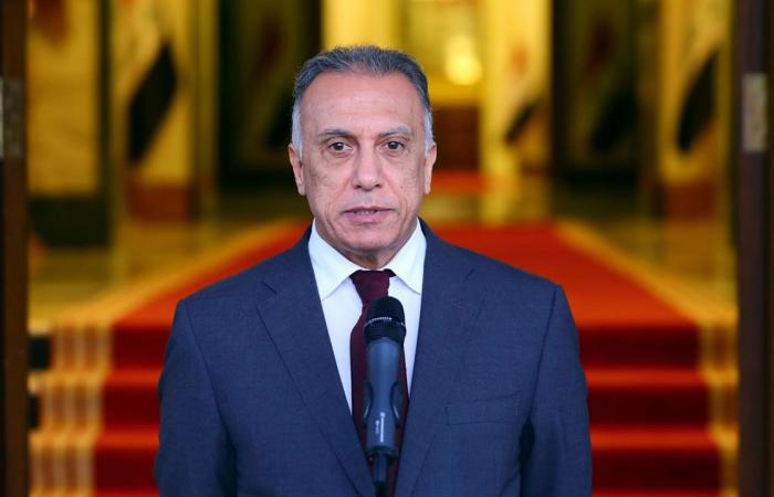 الكاظمي يؤكد موقف العراق الثابت من أمن الأردن واستقراره