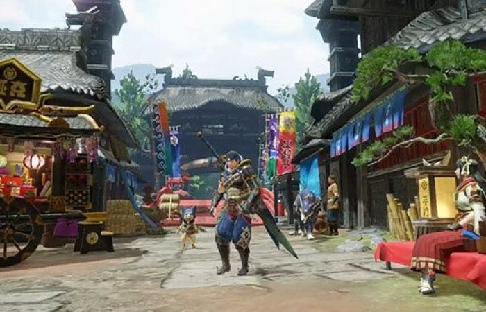 شحنات ومبيعات لعبة Monster Hunter Rise الرقمية تَجاوزت 5 مليون نسخة