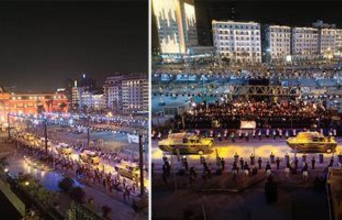 صحف إيطاليا عن موكب المومياوات: شوارع القاهرة تحولت لموقع تصوير لفيلم مبهر