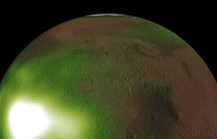 """في أول رحلة تاريخية على سطح عالم آخر.. """"مروحية المريخ"""" تهبط على الكوكب الأحمر"""