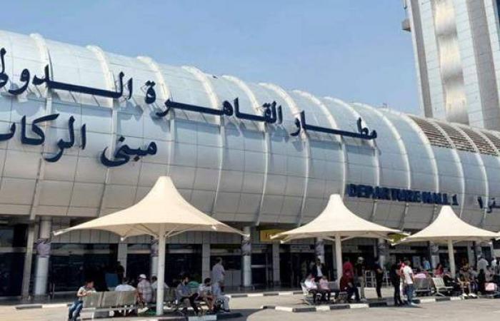 إقلاع ووصول 199 رحلة جوية لنقل أكثر من 23 ألف راكب بمطار القاهرة