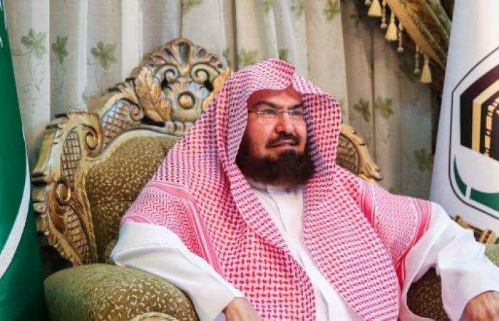 السديس: رئاسة الحرمين جاهزة لاستقبال شهر رمضان