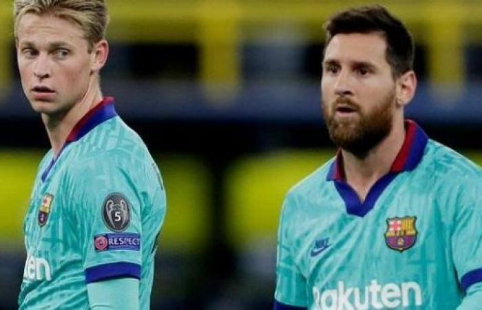 صدمتان لـ برشلونة
