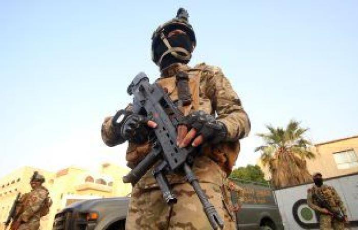 الاستخبارات العراقية تعتقل 2 من عناصر داعش خططا لعمليات اغتيال فى كركوك