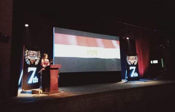انطلاق حفل افتتاح مهرجان الفيلم القصير بالإسكندرية