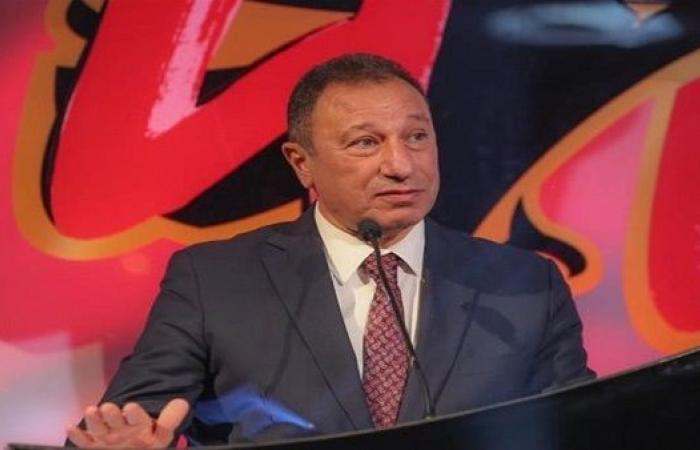 الخطيب ينعى حلمي عبد الرازق مستشار الأهلي السابق