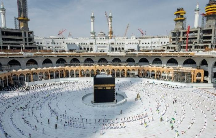 رفع الطاقة الاستيعابية لـ المسجد الحرام خلال رمضان إلى 50 ألف معتمر