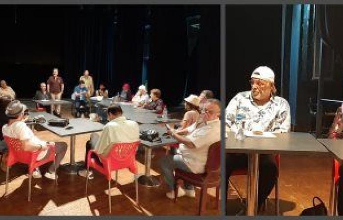 """تأجيل افتتاح مسرحية """"مورستان"""" لسمير العصفوري بسبب ورثة سعد الدين وهبة"""