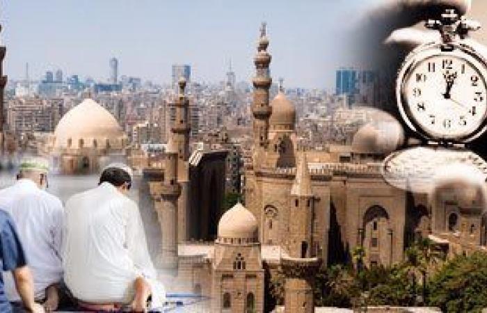 مواقيت الصلاة اليوم الأربعاء 7/4/2021 بمحافظات مصر والعواصم العربية