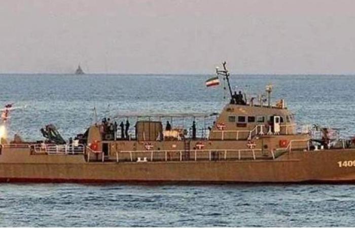 صحيفة عبرية: سفينة إيران المستهدفة تجسسية مرتبطة بالحرس الثوري