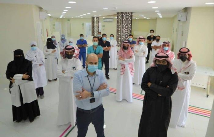 10 مستشفيات و82 مركزاً صحياً بمكة تعلن جاهزيتها