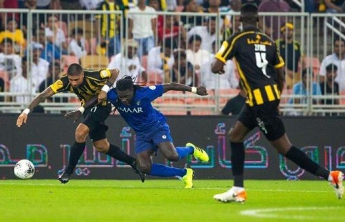 موعد مباراة الهلال ضد الاتحاد في الدوري السعودي للمحترفين والقنوات الناقلة