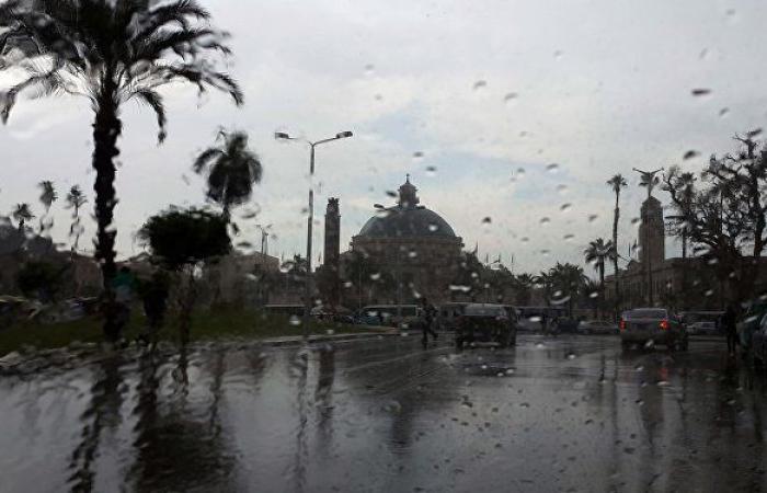 الأرصاد المصرية تحذر من انخفاض الحرارة 6 درجات