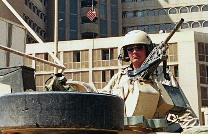 السفير الأمريكي ببغداد: مهمة قواتنا في العراق التدريب والاستشارة