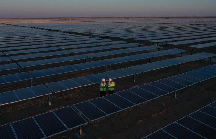 وزير الطاقة: نقول للعالم نحن الأرخص ونحن الأكفأ ونحن الأقدر أن نكون وطنًا للطاقة
