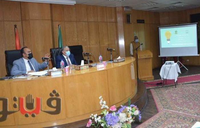 إصدار أوامر الإسناد لمشروعات المياه والصرف الصحي بـ67 قرية بالمنيا