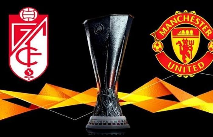 15 قناة مفتوحة تنقل مباراة مانشستر يونايتد وغرناطة في الدوري الاوروبي