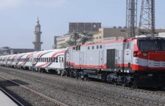 """""""السكة الحديد"""" تبدأ العمل بمواعيد رمضان ابتداءً من الثلاثاء المقبل.. اعرف التعديلات"""