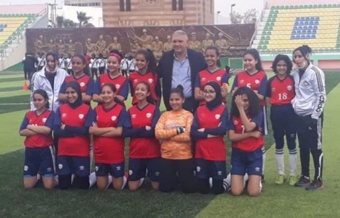 غدا.. ختام فعاليات البطولة الأفروعربية الأولى لكرة القدم النسائية