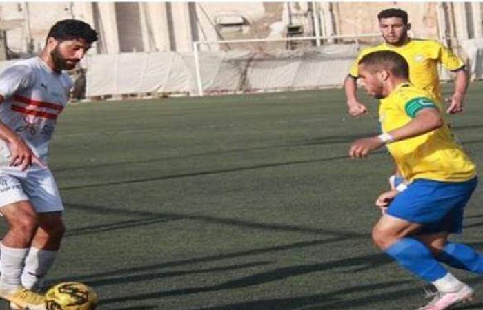 الزمالك 99 يفوز على الإسماعيلي 2-1 في دوري الجمهورية للشباب