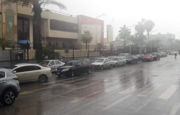 موجة صقيع تضرب محافظة الإسكندرية