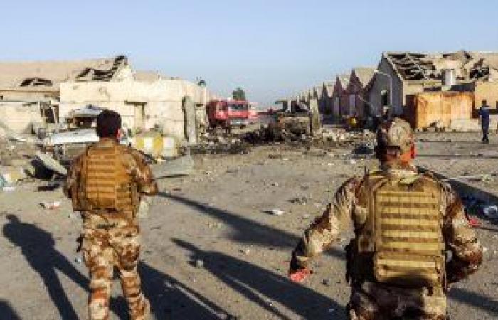 القوات العراقية تضبط عددًا من العبوات الناسفة فى الكرمة بالأنبار
