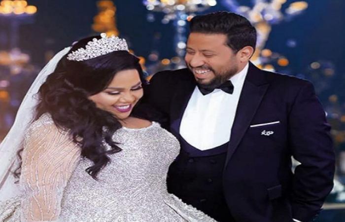 هل انفصلت شيماء سيف عن زوجها محمد كارتر بعد الرسائل الغامضة بينهما؟