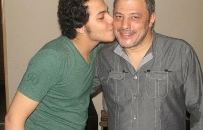 إصابة نجل الفنان عمرو عبد الجليل بمرض خطير