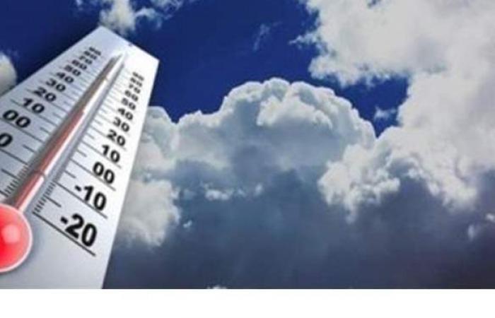 حالة الطقس ودرجات الحرارة غدا السبت 10 -4 -2021 في مصر