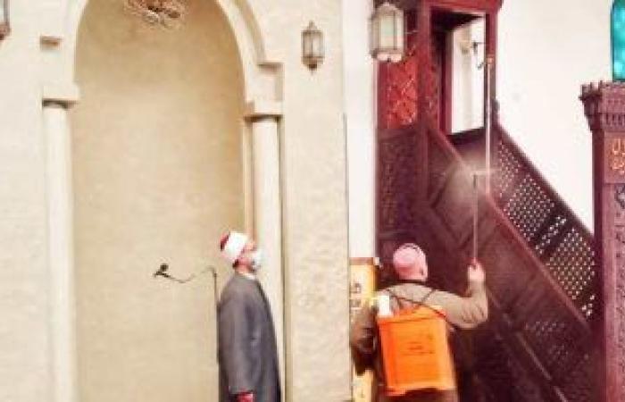 14 إجراء يجب اتباعها داخل المساجد فى شهر رمضان 2021.. إنفوجراف