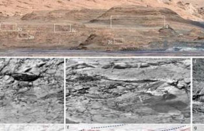تفاصيل تكشفها مركبة ناسا عن فترات جفاف ورطوبة كوكب المريخ