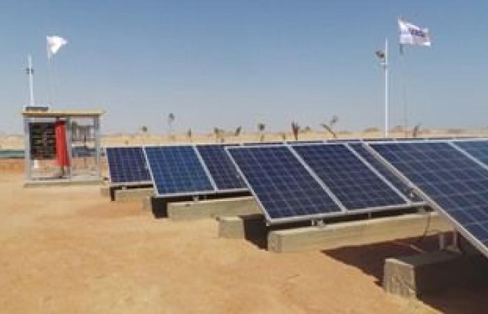 كل ما تريد معرفته عن أول محطة كهرباء شمسية بالزعفرانة بقدرة 50 ميجا وات