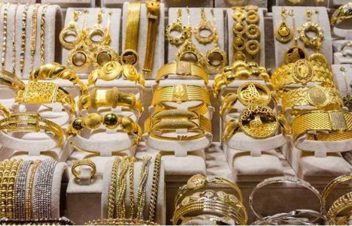 أسعار الذهب اليوم السبت 10-4-2021 بختام التعاملات في مصر